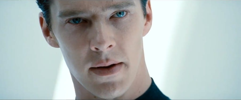 Benedict Cumberbatch, Star Trek