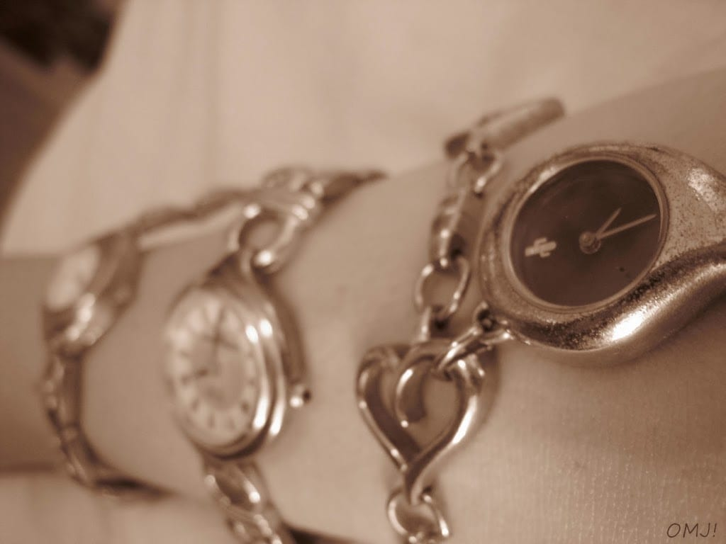 Time, watch