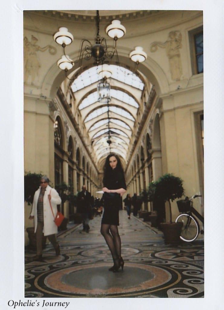 Les Couleurs du Noir, la petite robe noire - Ophelie's Journey