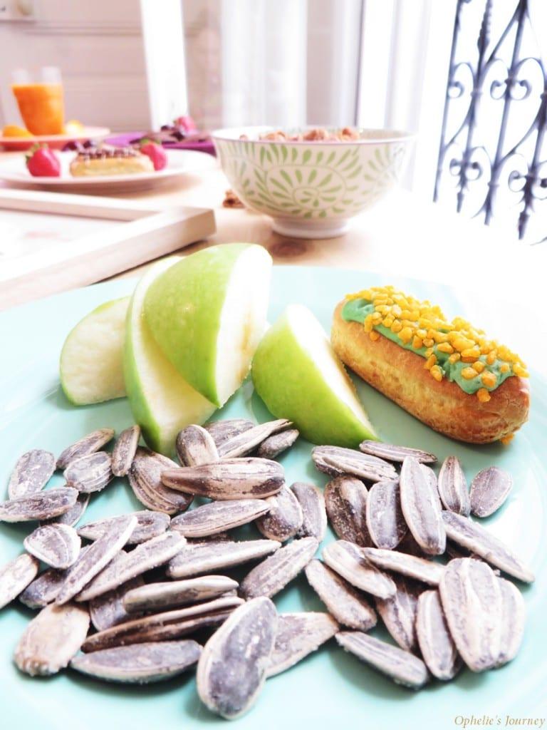 Décoration, assiette Rice, bol Jardin d'Ulysse