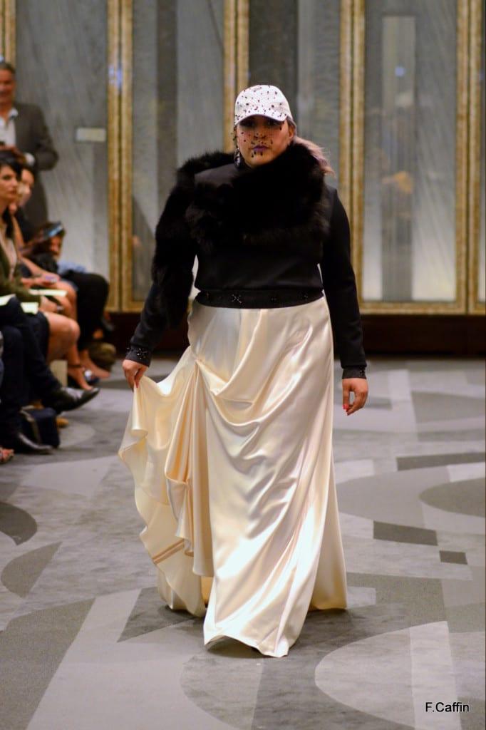 Manu Reas : défilé Haute Couture automne-hiver 2015-2016
