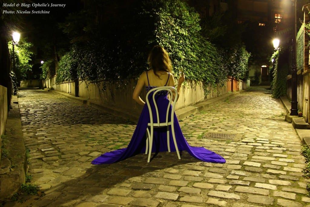 Paris nuit