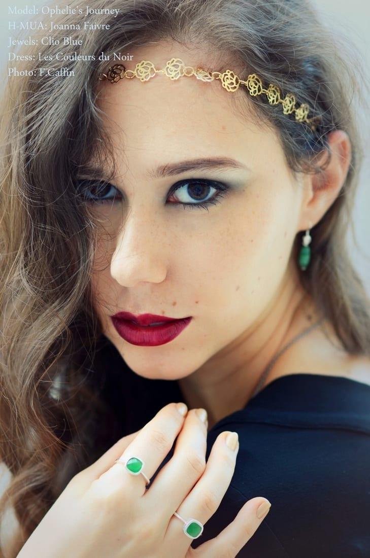 Clioe Blue bijoux