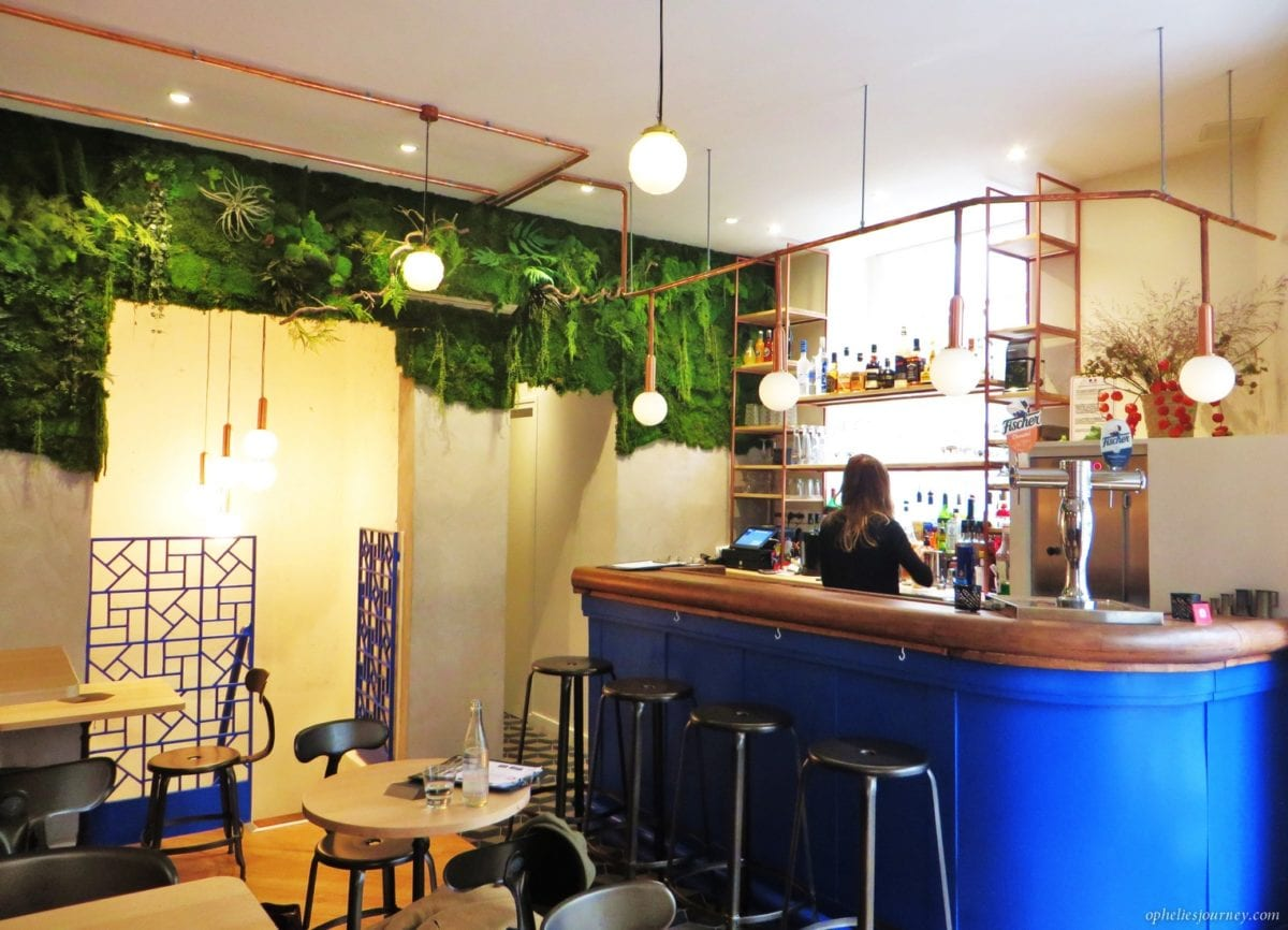 Rainettes bar