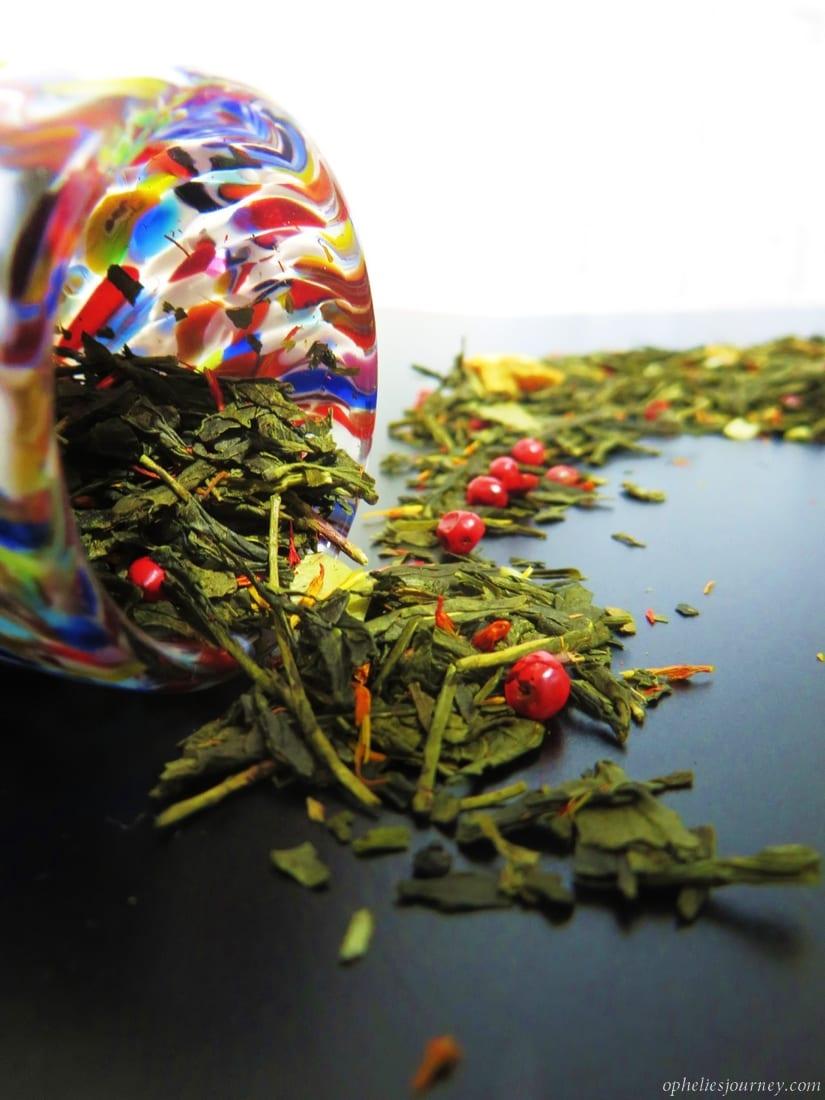 MonthéCristo thé vert sencha