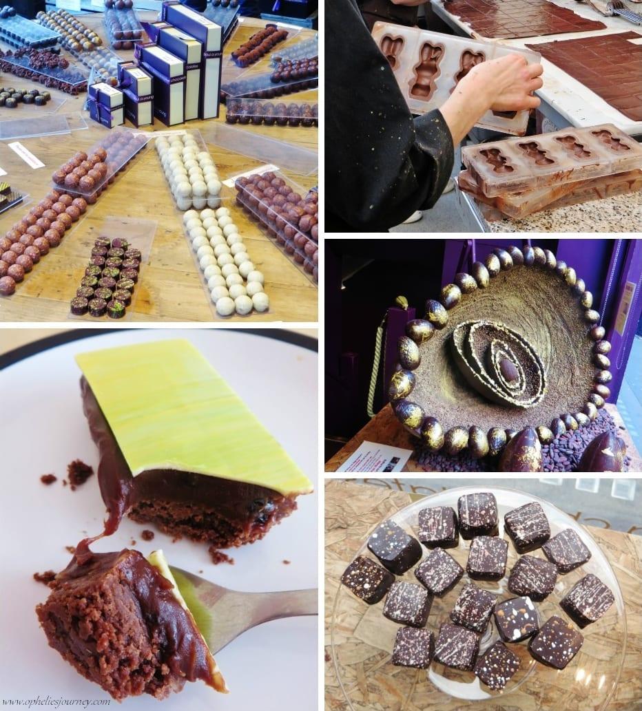 meilleurs chocolatiers Londres
