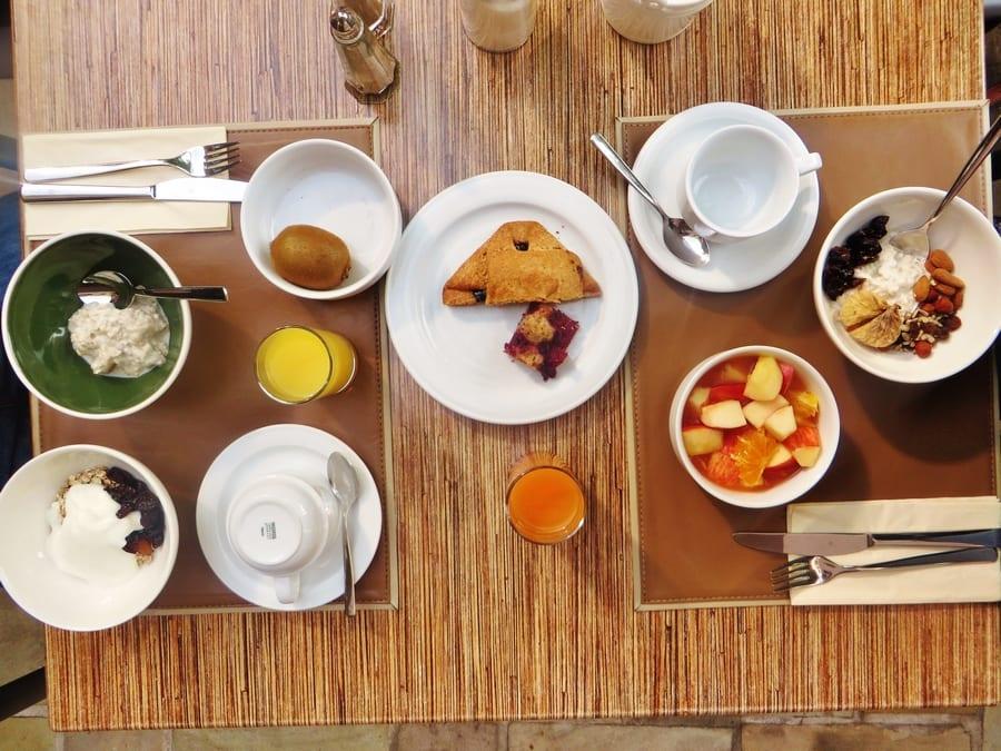 Boutiquehotel Stadthalle petit déjeuner