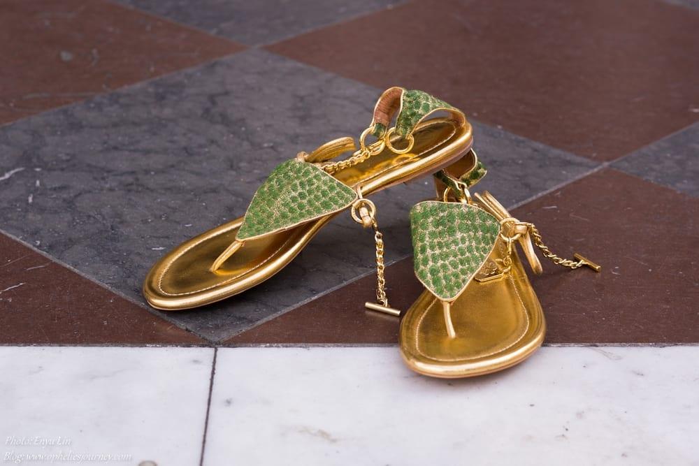 luxtrada bikini sandals