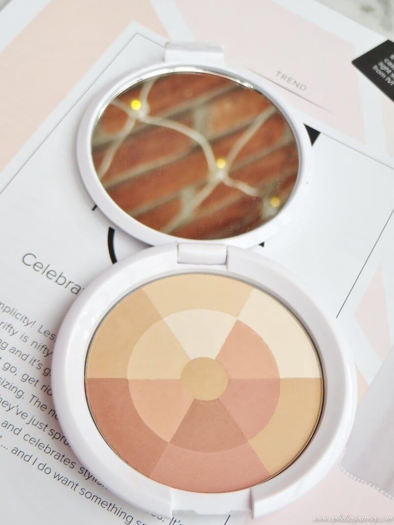 Poudre mosaique Avene - Maquillage naturel