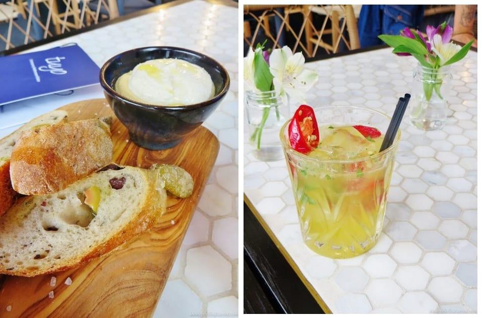 Tuyo Restaurant Menu London