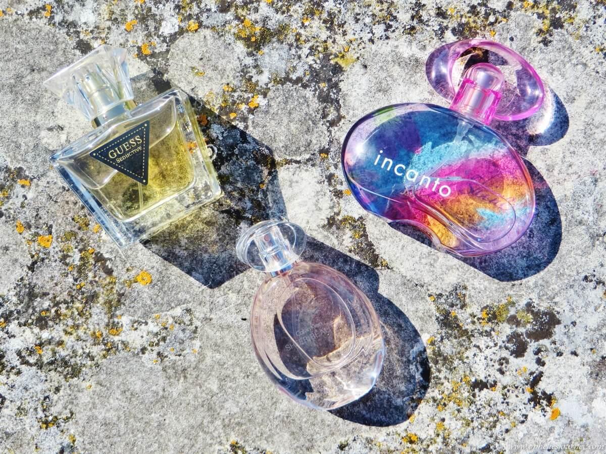 Mon top 3 des parfums de l'été