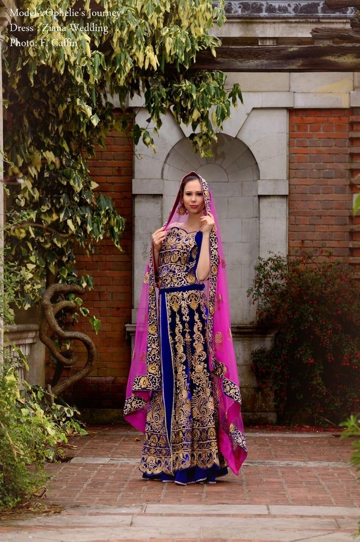 robe de mariage indienne