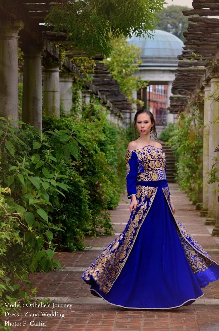 acheter et vendre authentique robe de mariee indienne