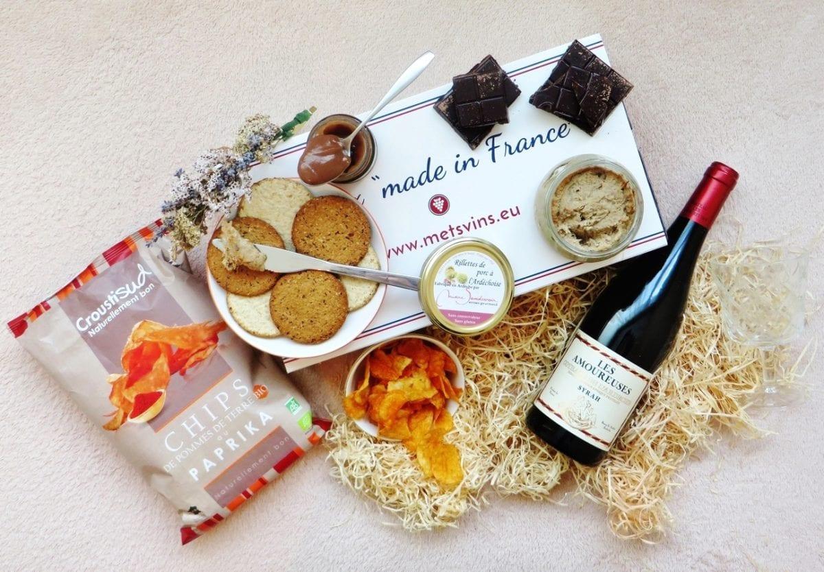 Mets Vins, la box qui vous fait manger et boire du terroir [+CODE PROMO]