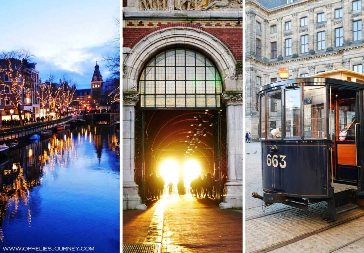 Visiter Amsterdam : TOP 10 des choses à faire