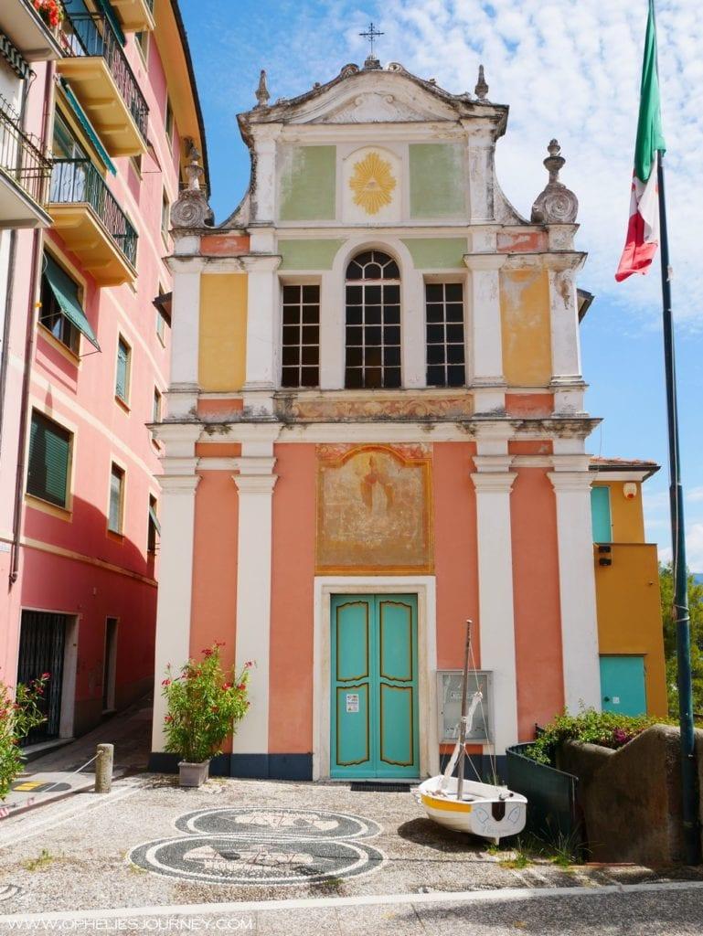 Santa Margherita visiter