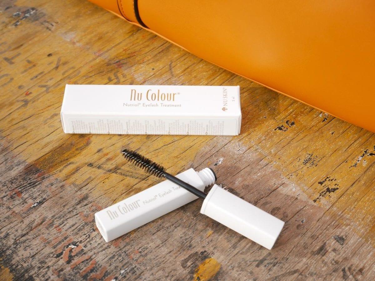 meilleur produit pour faire pousser cils nu colour nutriol eyelash treatment