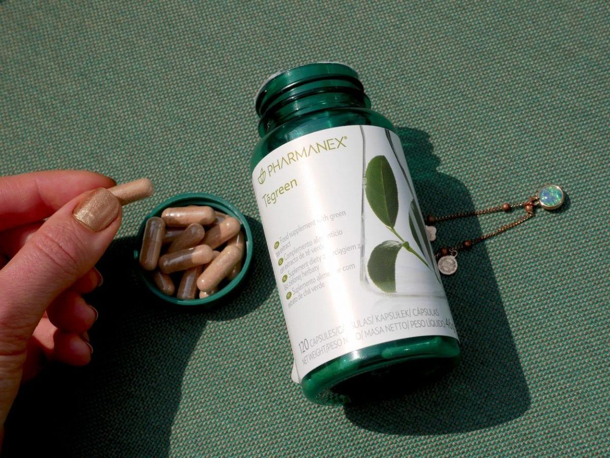 Pharmanex Tegreen : mon avis sur ce complément alimentaire hautement concentré en thé vert