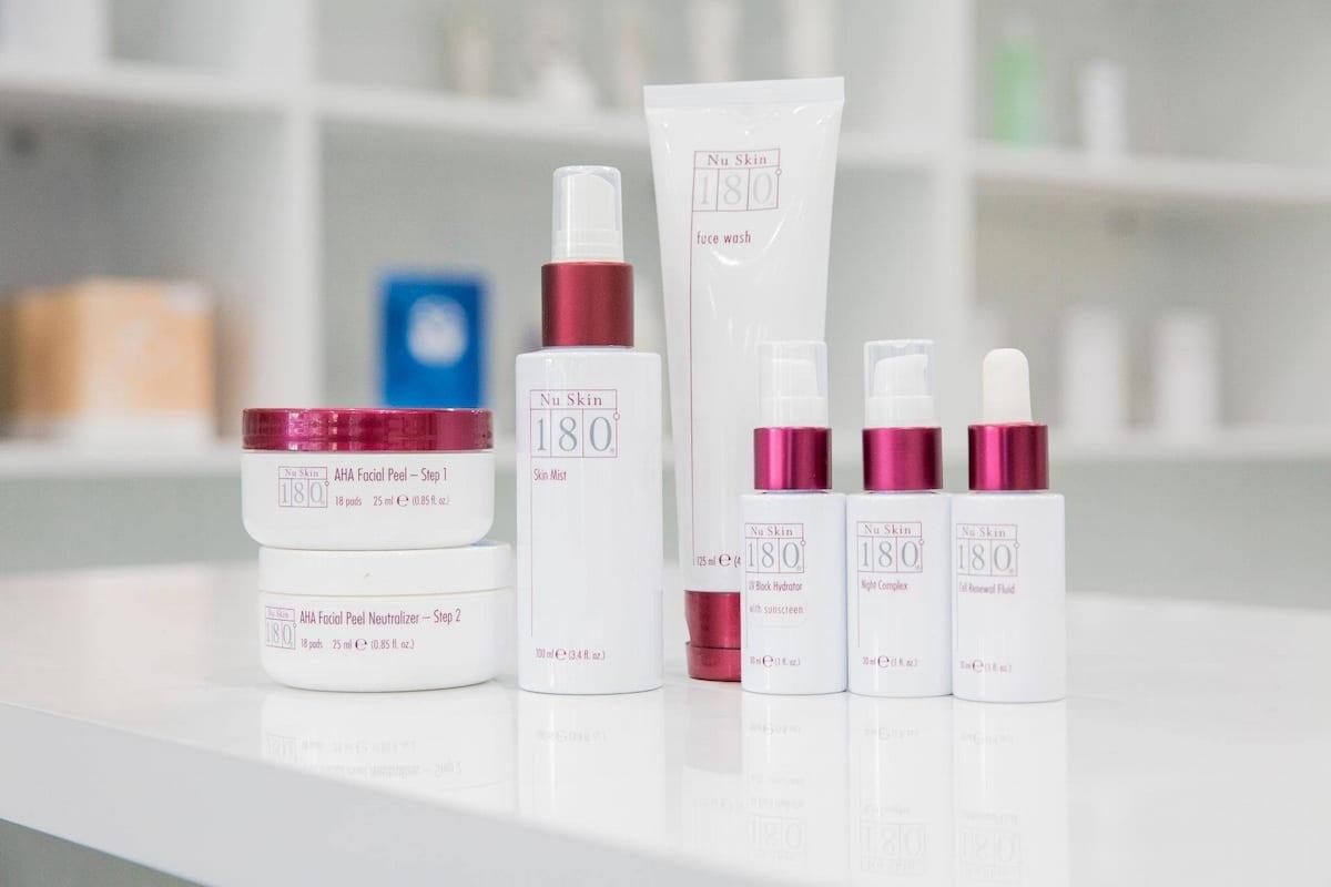 Nu Skin 180° : enfin une vraie solution anti-âge et anti-tâches