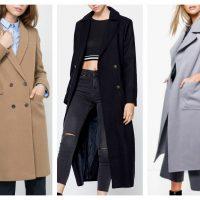 Les plus beaux manteaux des soldes d'hiver 2017 à moins de 80 €