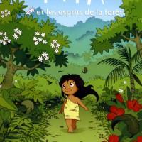 Tita et les esprits de la forêt : mon premier livre !